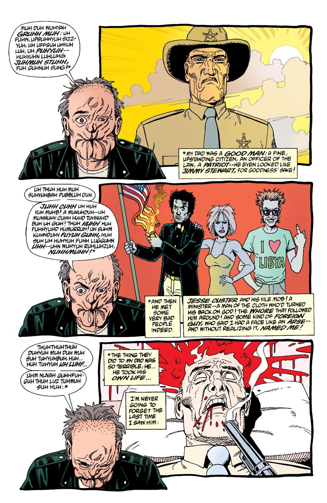 Preacher Issue #29 #38 - English 13