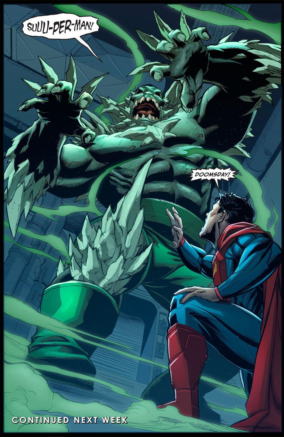 Injustice: Gods Among Us [I] Issue #2 #3 - English 22