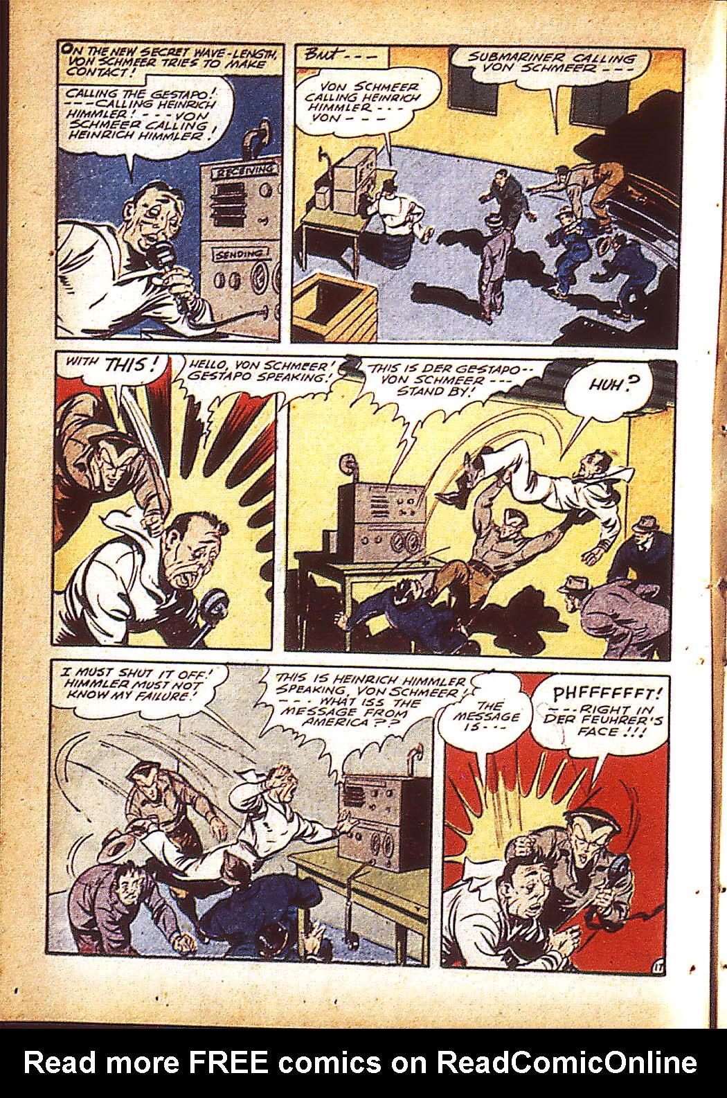Sub-Mariner Comics Issue #10 #10 - English 41