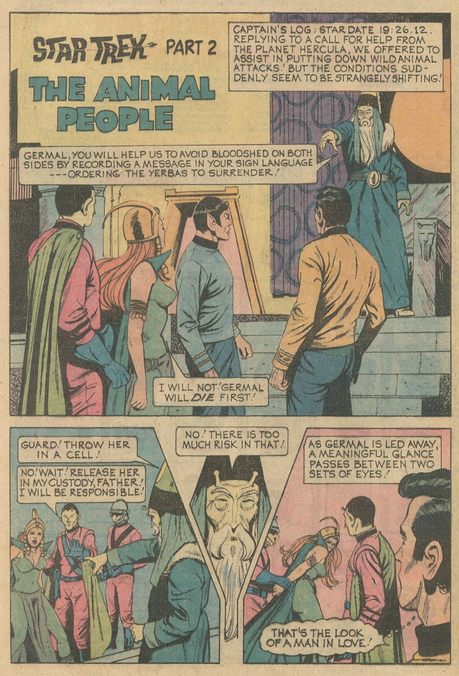 Star Trek (1967) Issue #32 #32 - English 15
