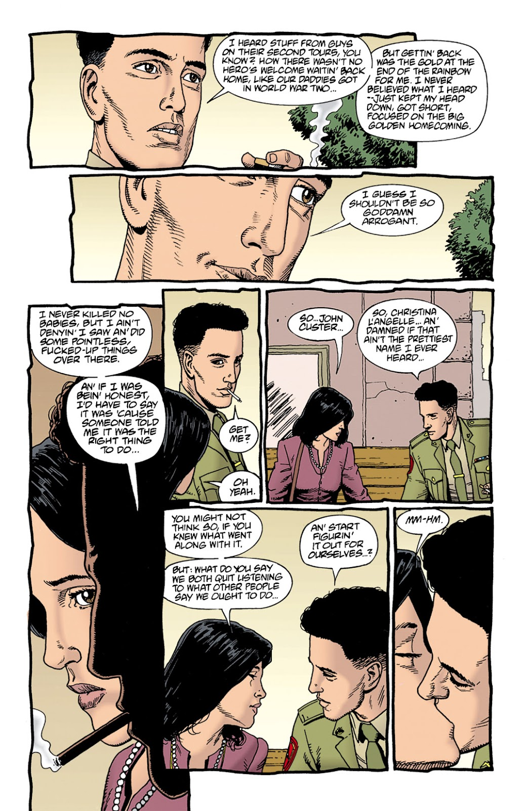 Preacher Issue #9 #18 - English 7