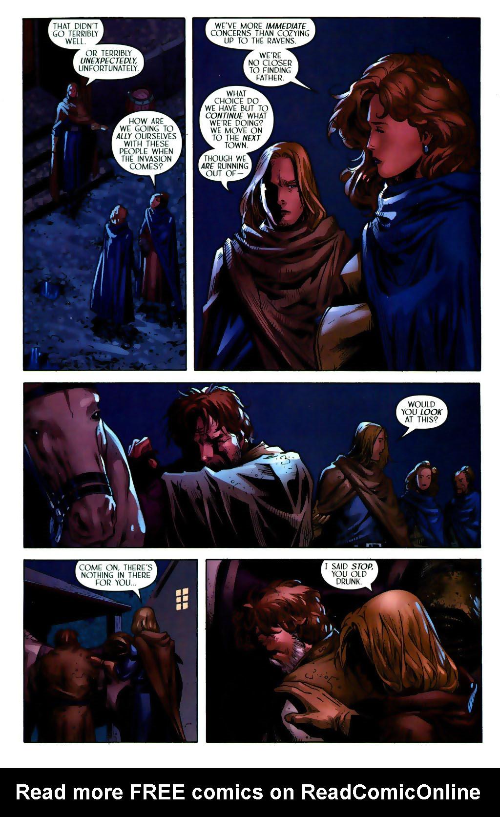 Read online Scion comic -  Issue #38 - 15