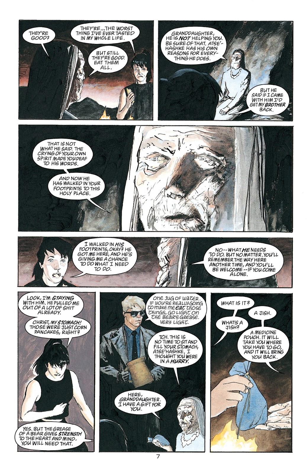 Sandman Presents: Lucifer Issue #3 #3 - English 8