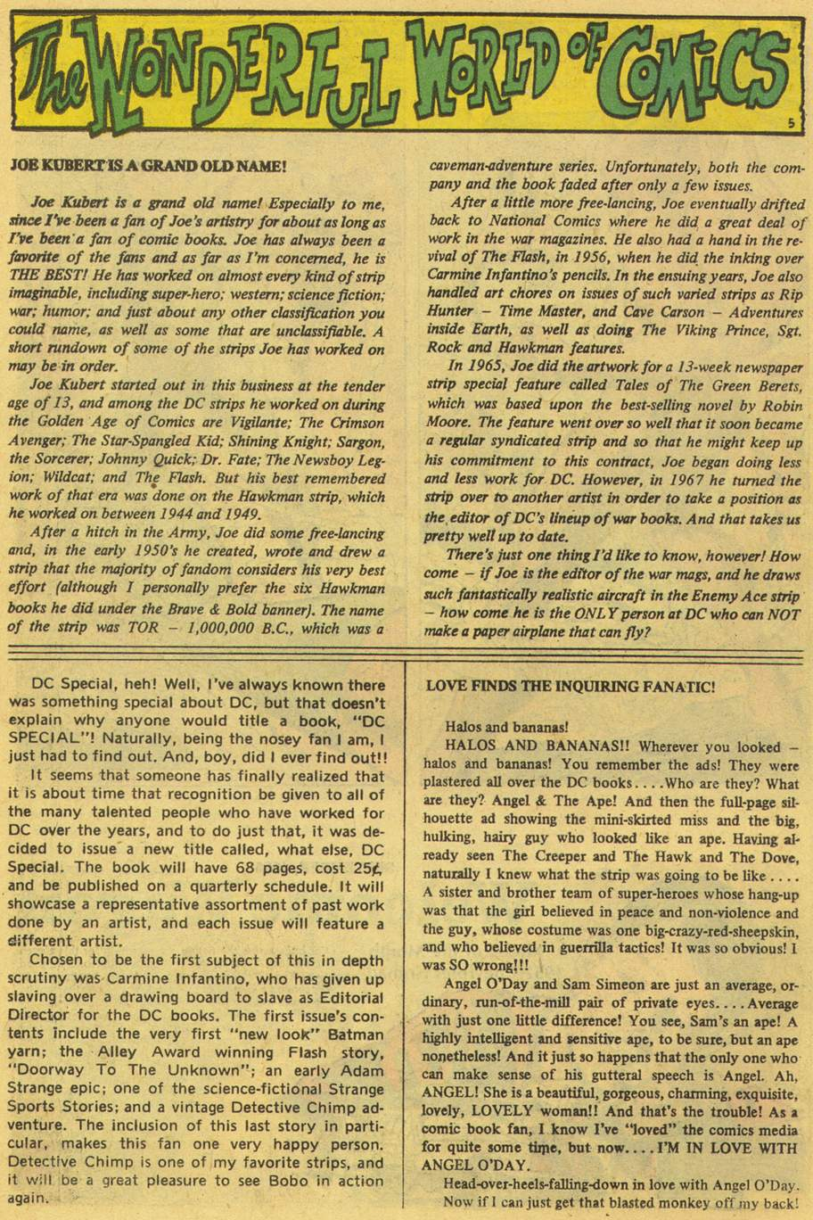 Aquaman (1962) Issue #42 #42 - English 14