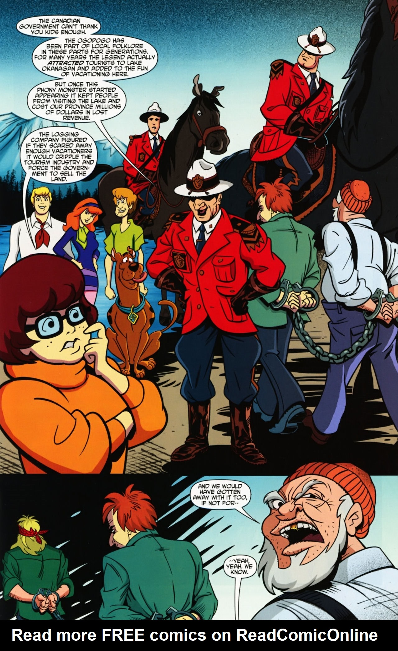 Read online Scooby-Doo: Where Are You? comic -  Issue #1 - 15