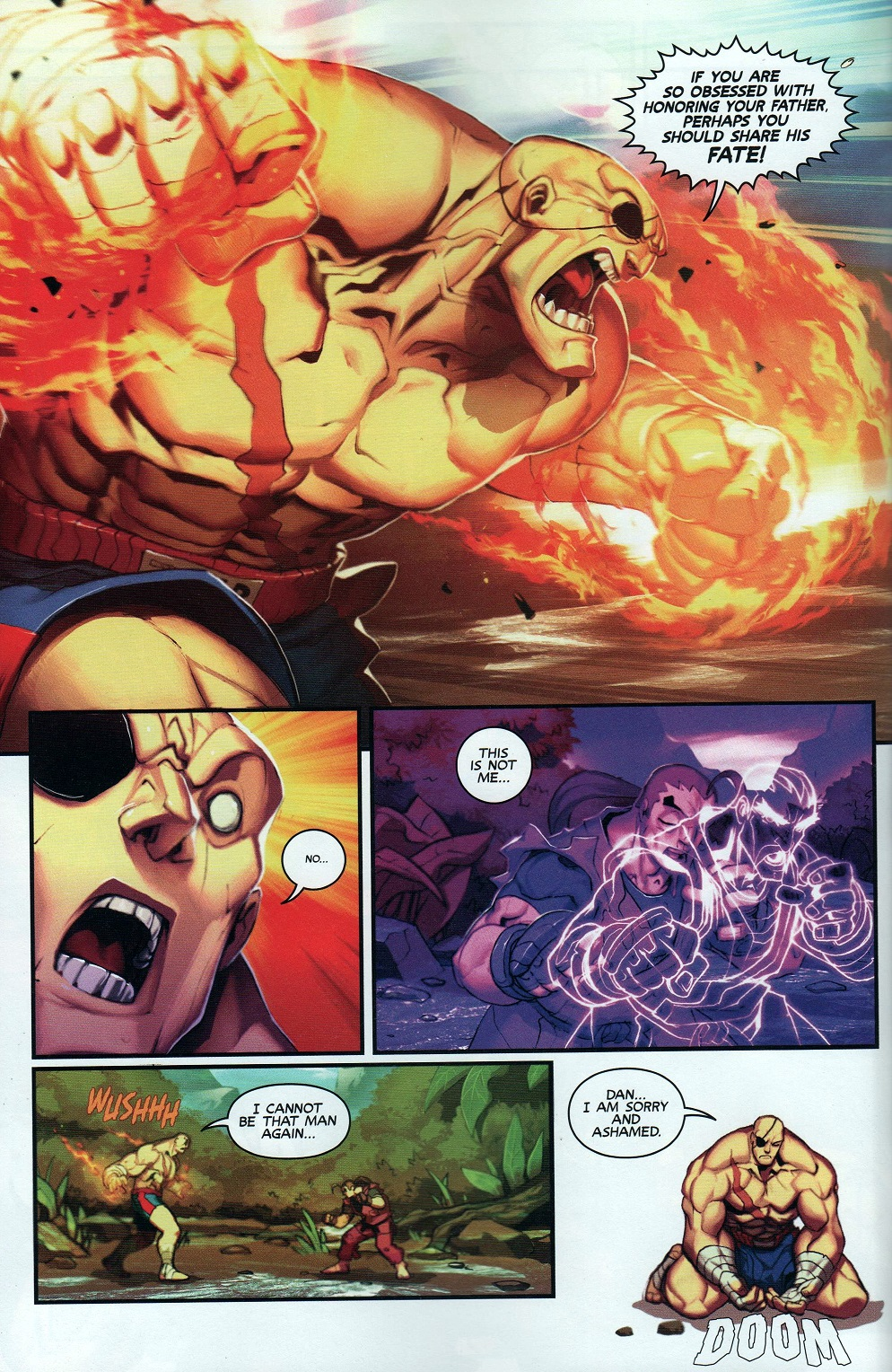Street Fighter Unlimited Issue #8 #10 - English 24