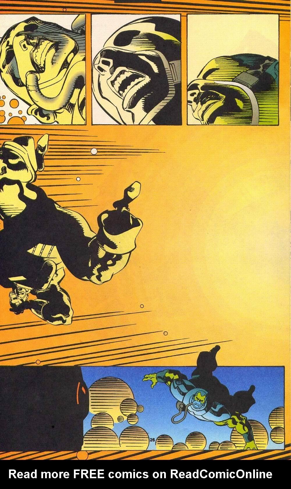 Read online Secret Defenders comic -  Issue #11 - 20