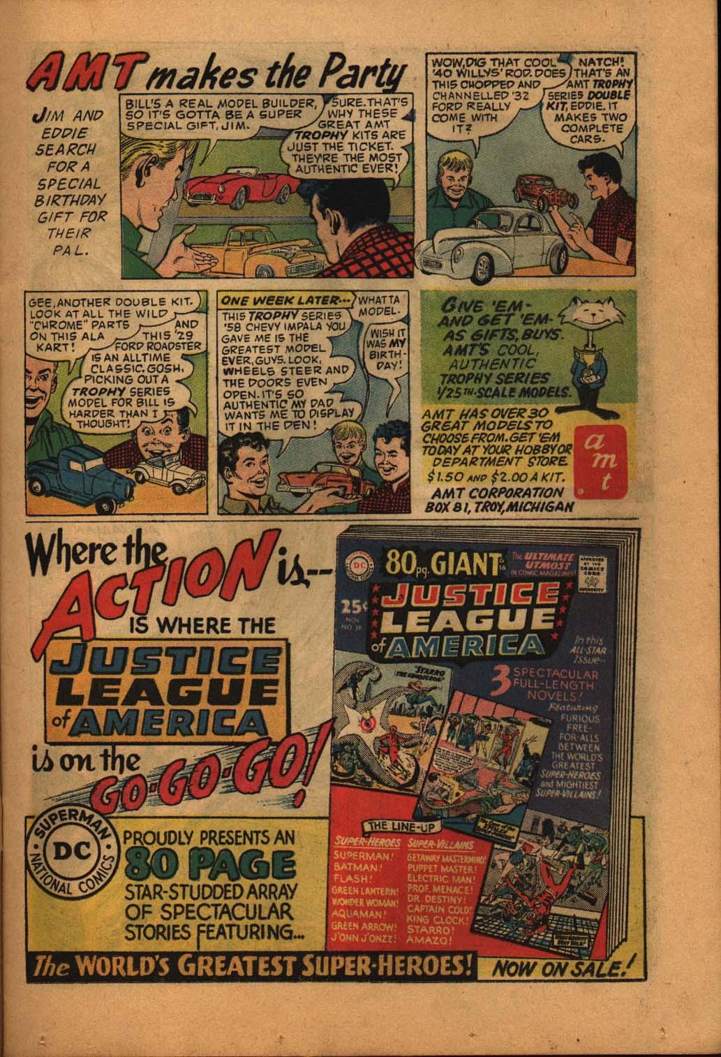 Aquaman (1962) Issue #24 #24 - English 7