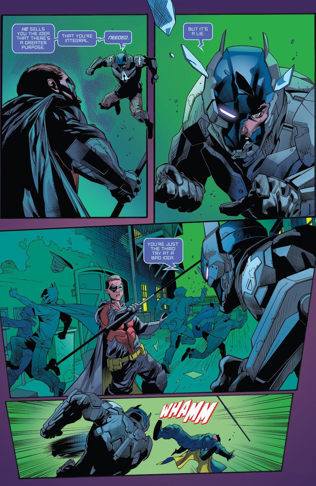 Batman: Arkham Knight [I] _Annual 1 #1 - English 25
