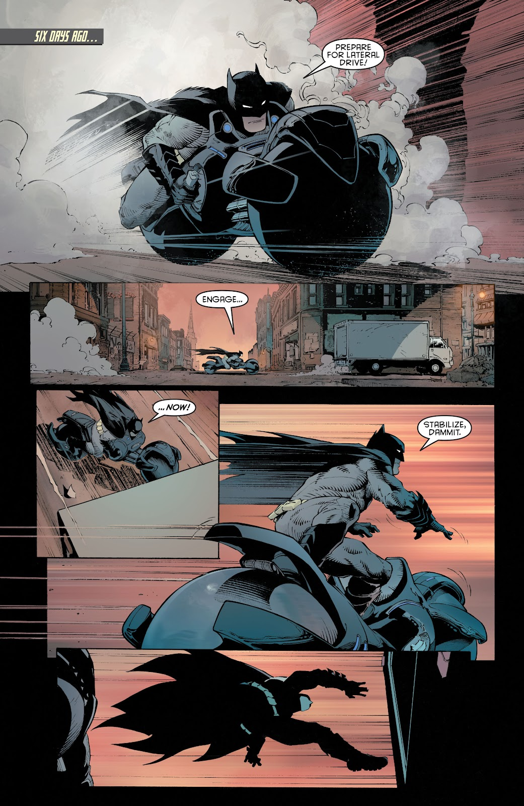 Batman (2011) Issue #19 #34 - English 7
