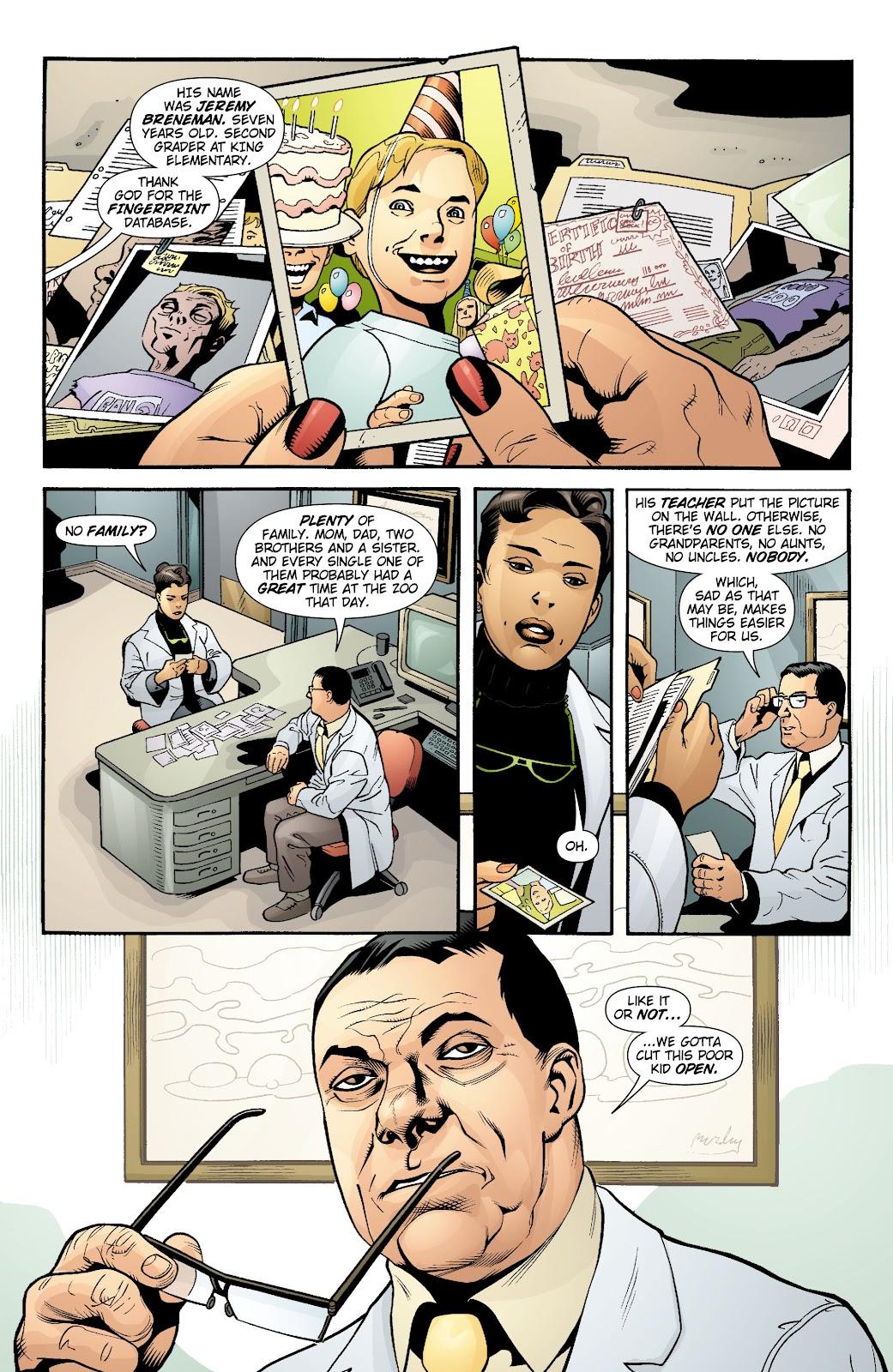 Aquaman (2003) Issue #15 #15 - English 16
