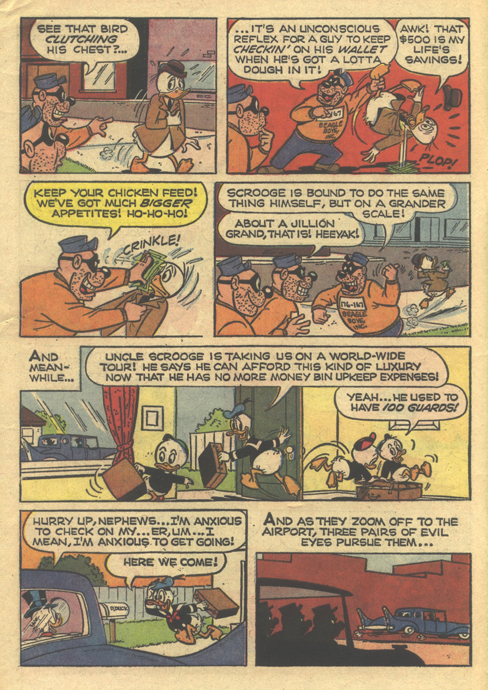 Uncle Scrooge (1953) Issue #76 #76 - English 6