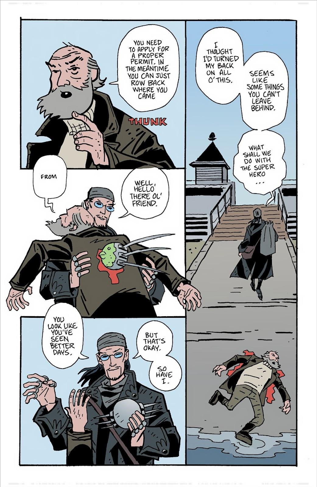 Mudman Issue #3 #3 - English 31