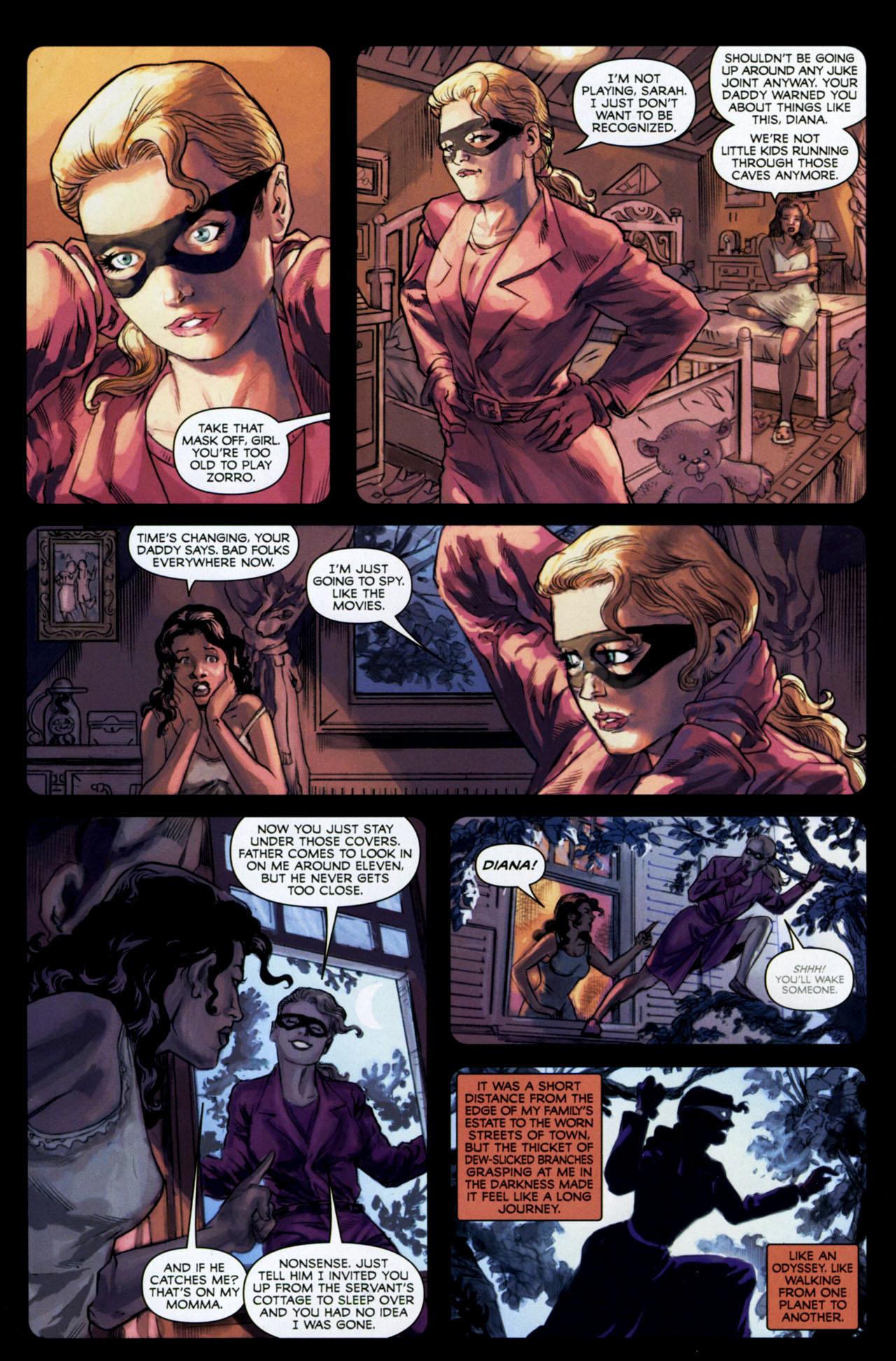 Read online Masquerade comic -  Issue #2 - 17