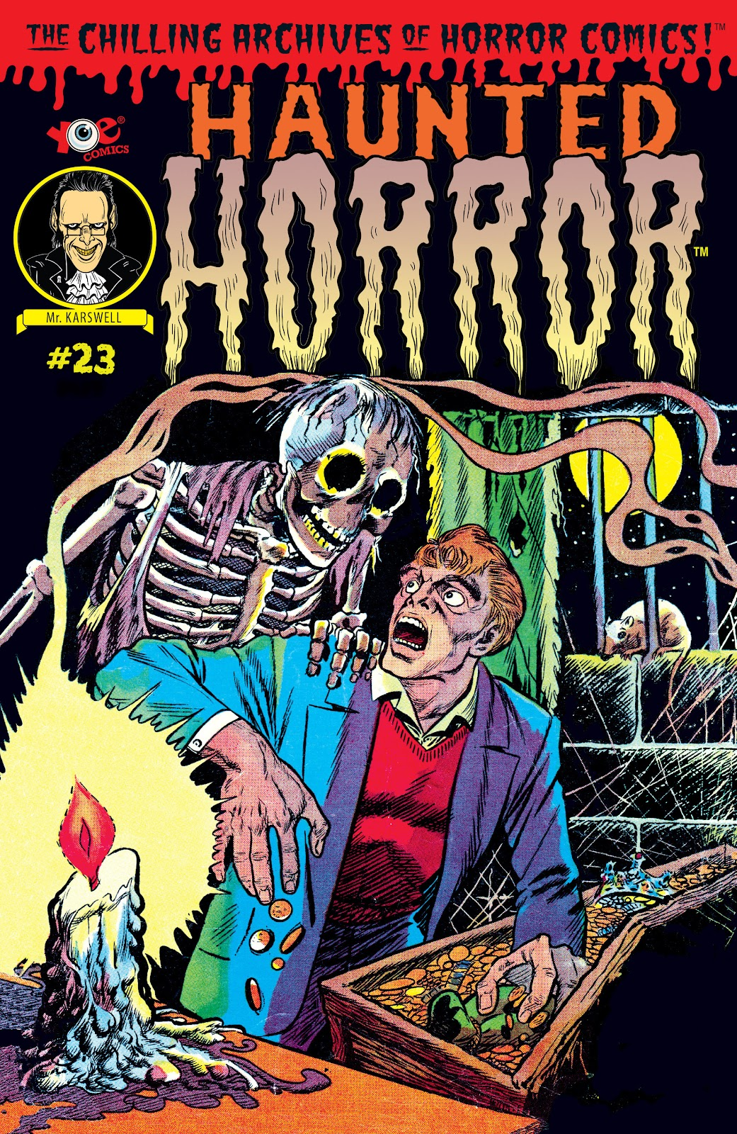 Haunted Horror Issue #23 #23 - English 1