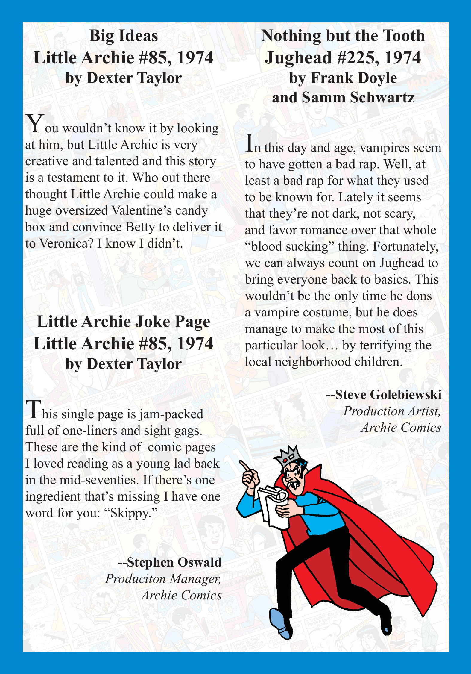 Read online The Best of Archie Comics comic -  Issue # TPB 2 (Part 1) - 207