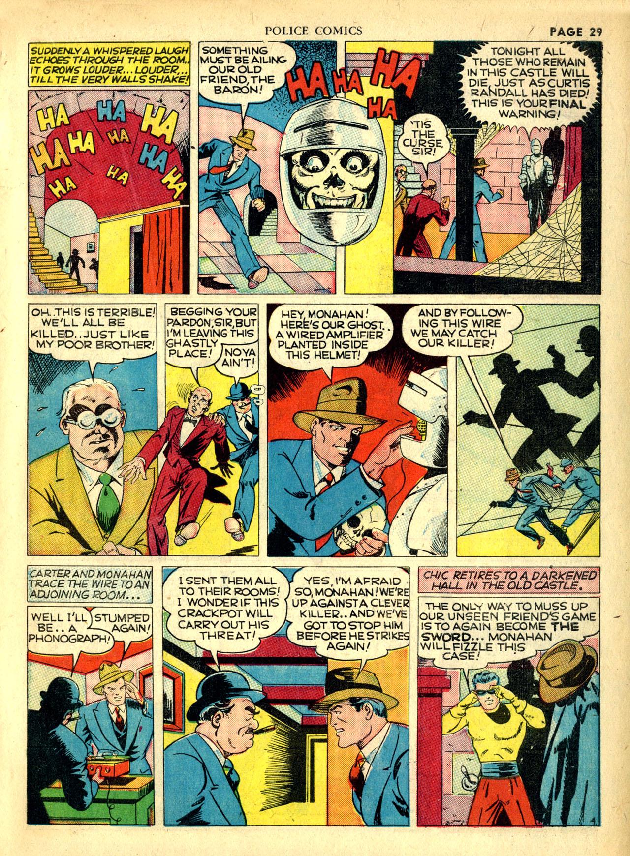 Police Comics #1 #127 - English 32