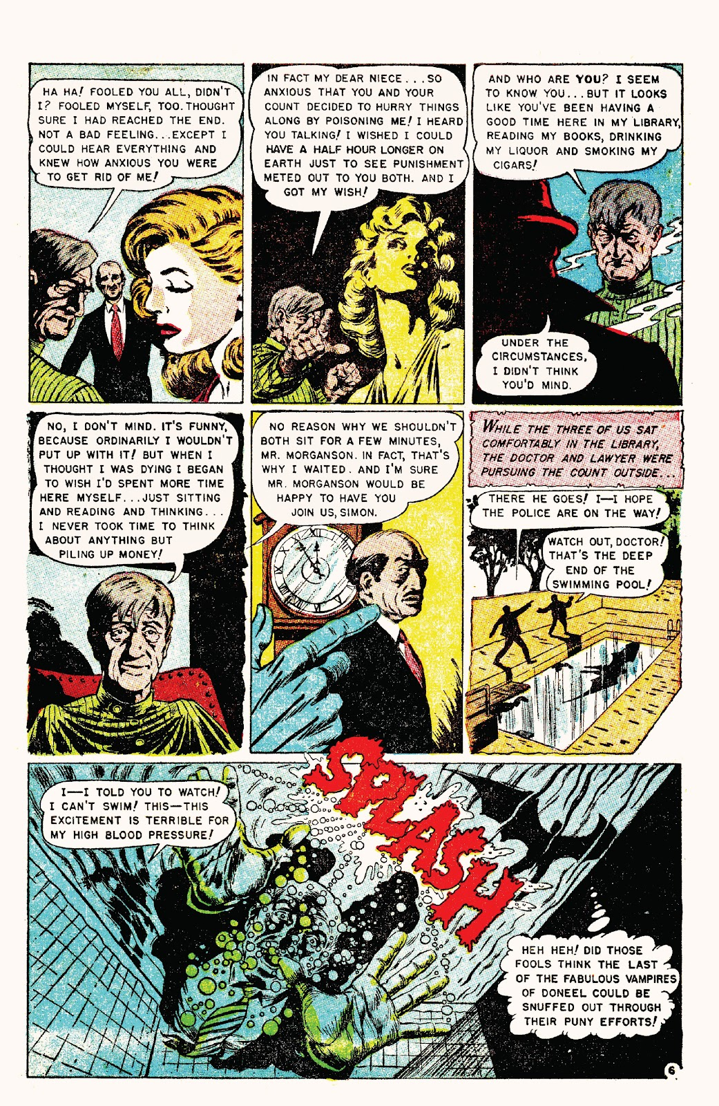 Haunted Horror Issue #5 #5 - English 46