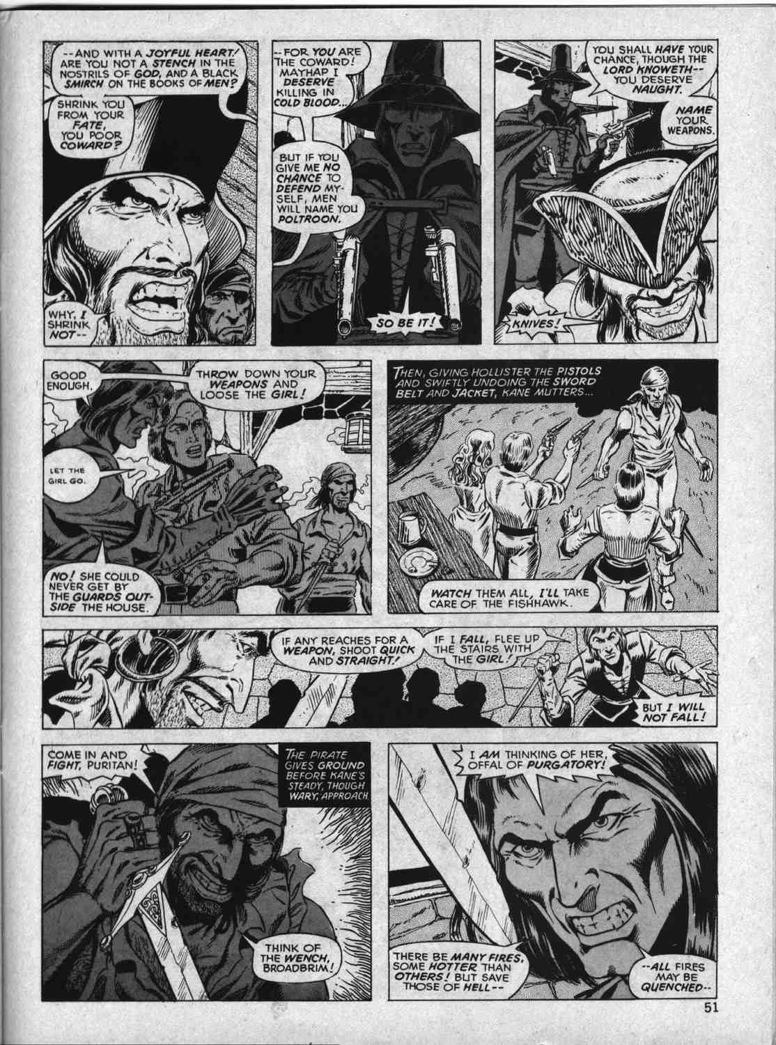 The Savage Sword Of Conan Issue #33 #34 - English 50