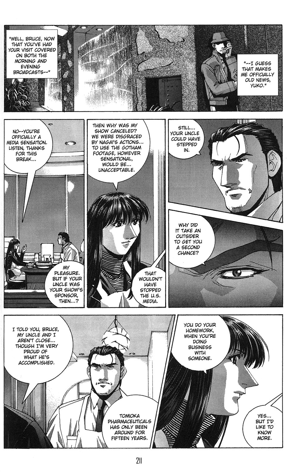 Read online Batman: Child of Dreams comic -  Issue # Full - 201