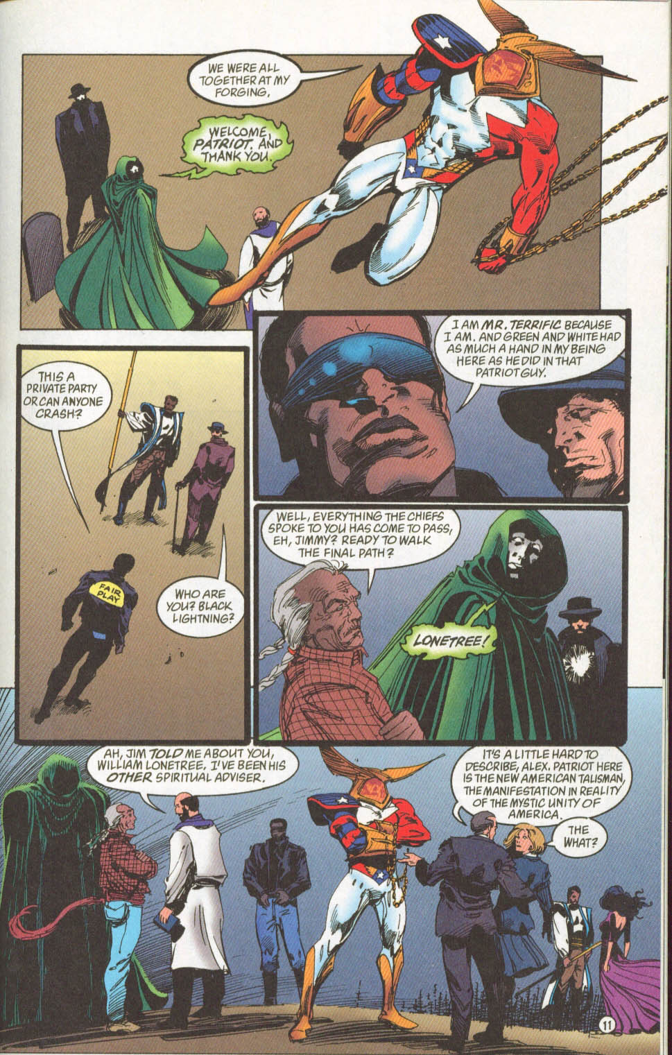 The Spectre (1992) #62 #64 - English 12