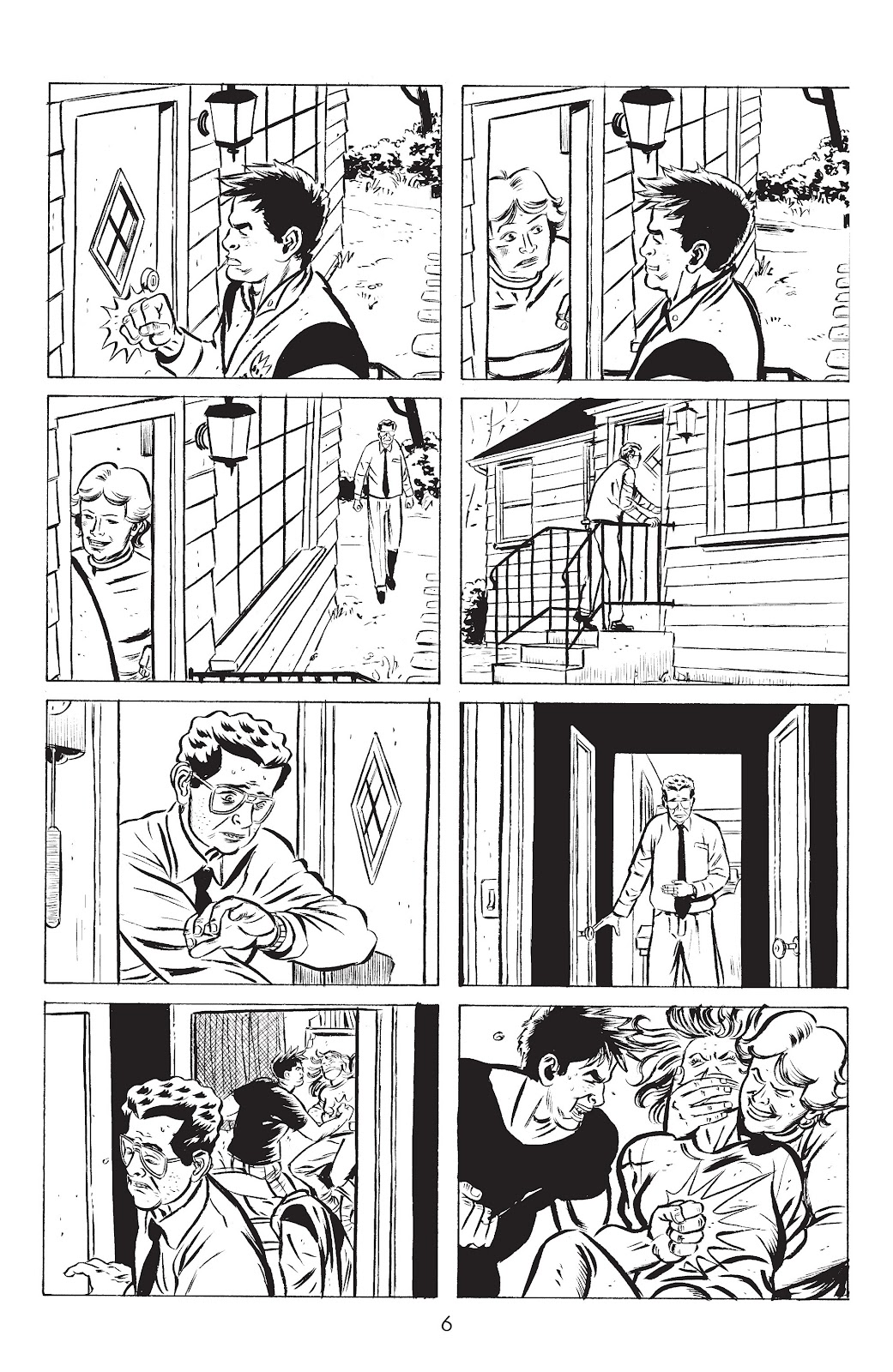 Stray Bullets Issue #40 #40 - English 8