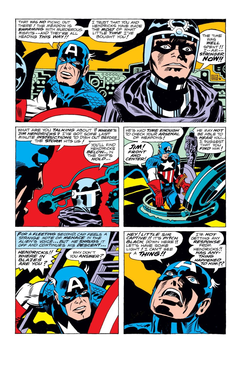 Captain America (1968) _Annual 3 #3 - English 22