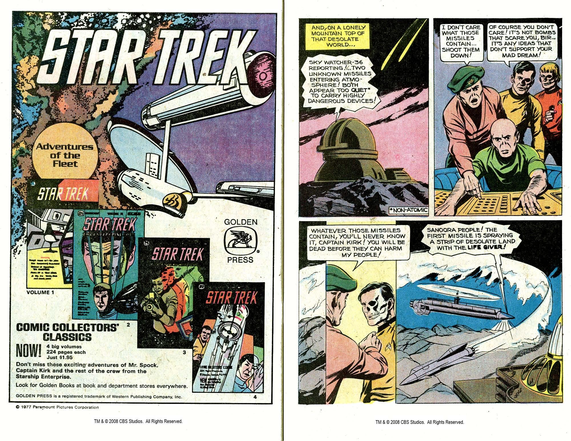 Star Trek (1967) #50 #50 - English 16