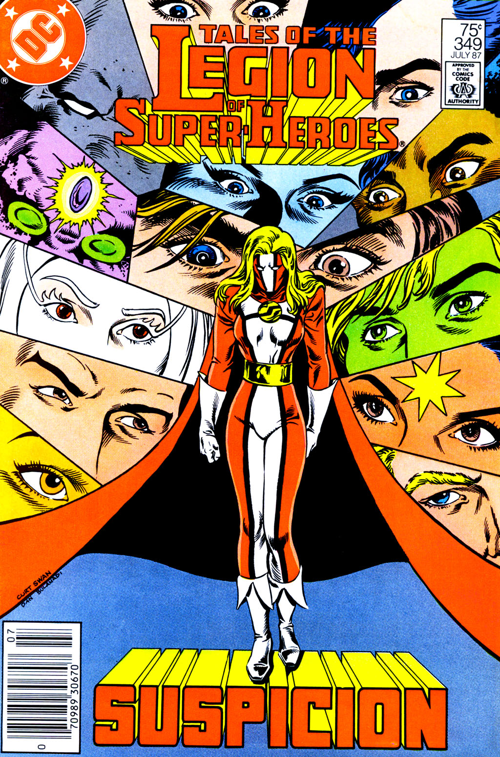 Tales of the Legion Issue #349 #36 - English 1