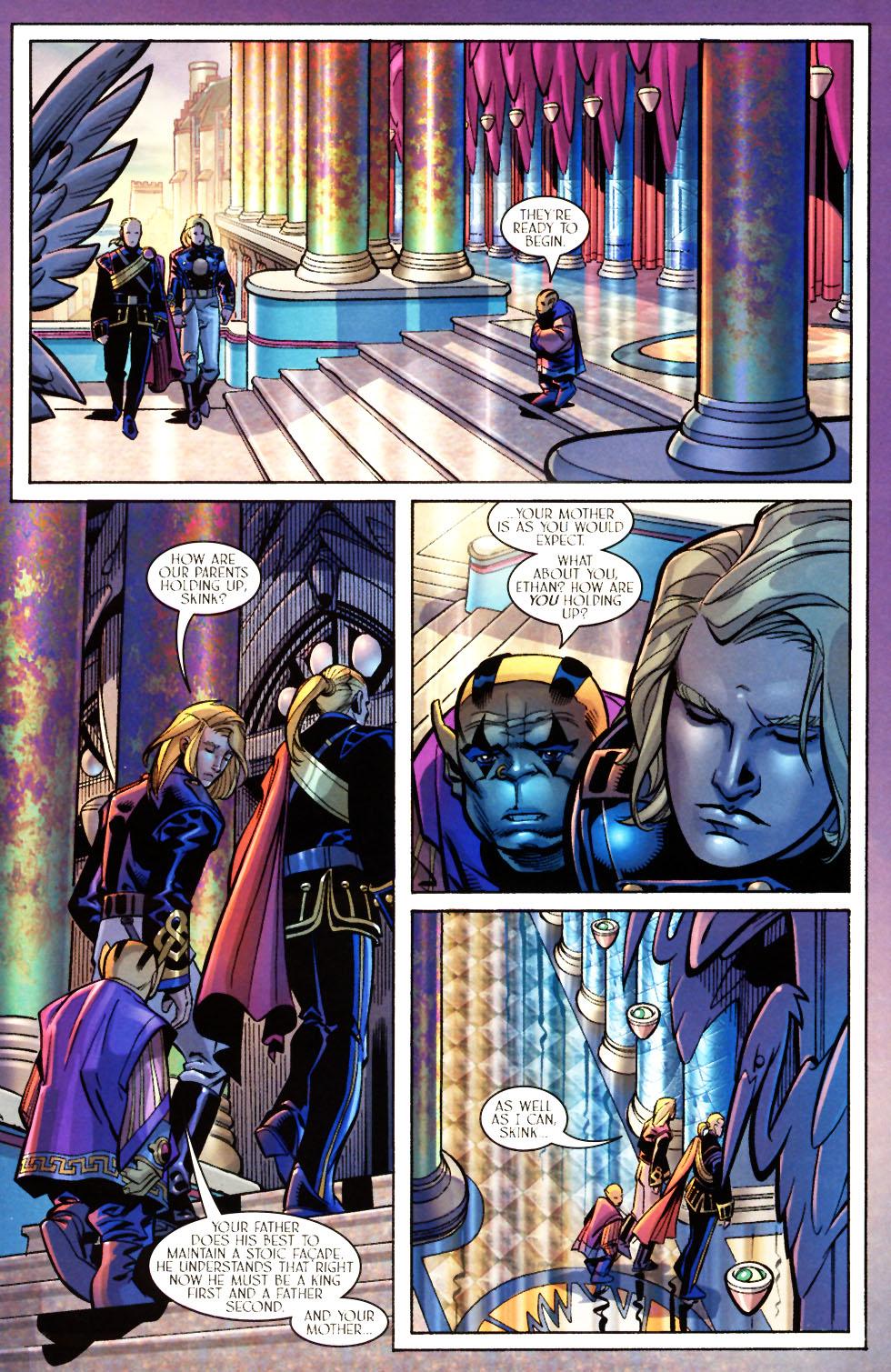 Read online Scion comic -  Issue #7 - 7