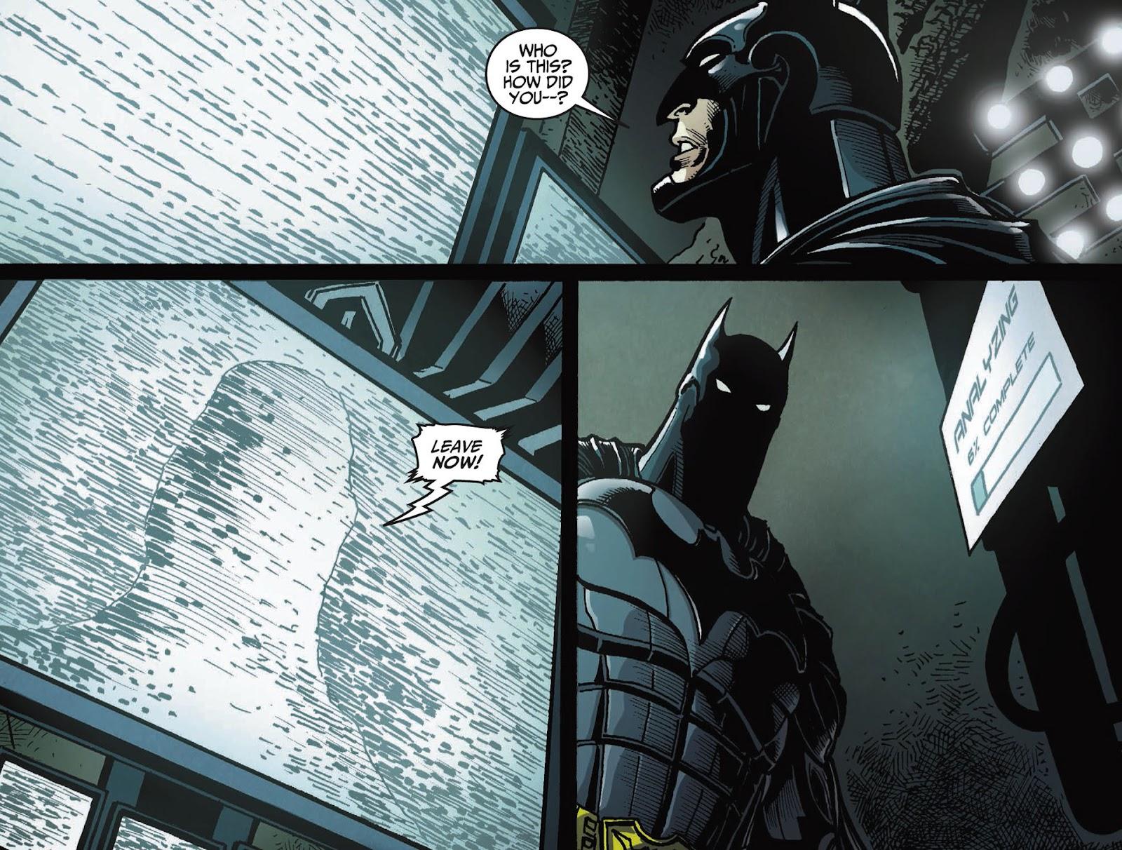 Injustice: Gods Among Us [I] Issue #35 #36 - English 5