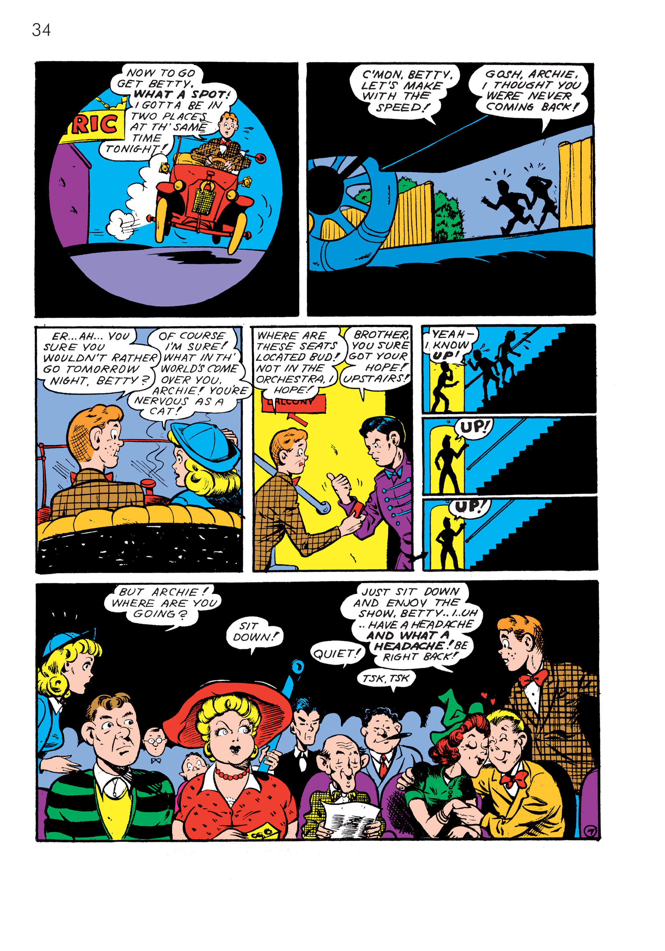 Read online The Best of Archie Comics comic -  Issue # TPB 4 (Part 1) - 35