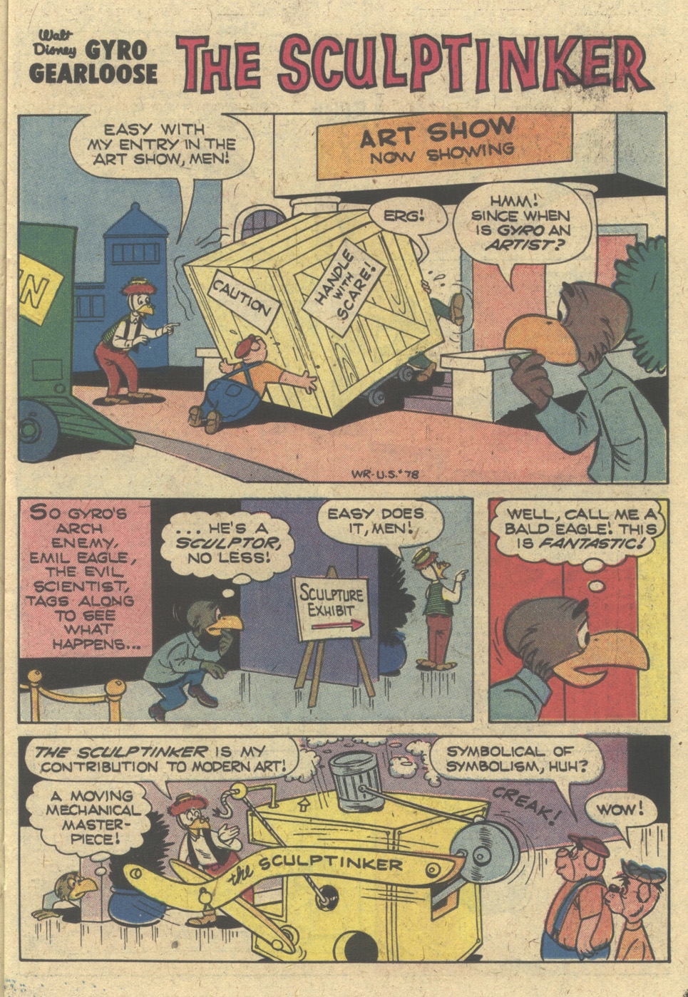 Uncle Scrooge (1953) Issue #170 #170 - English 15