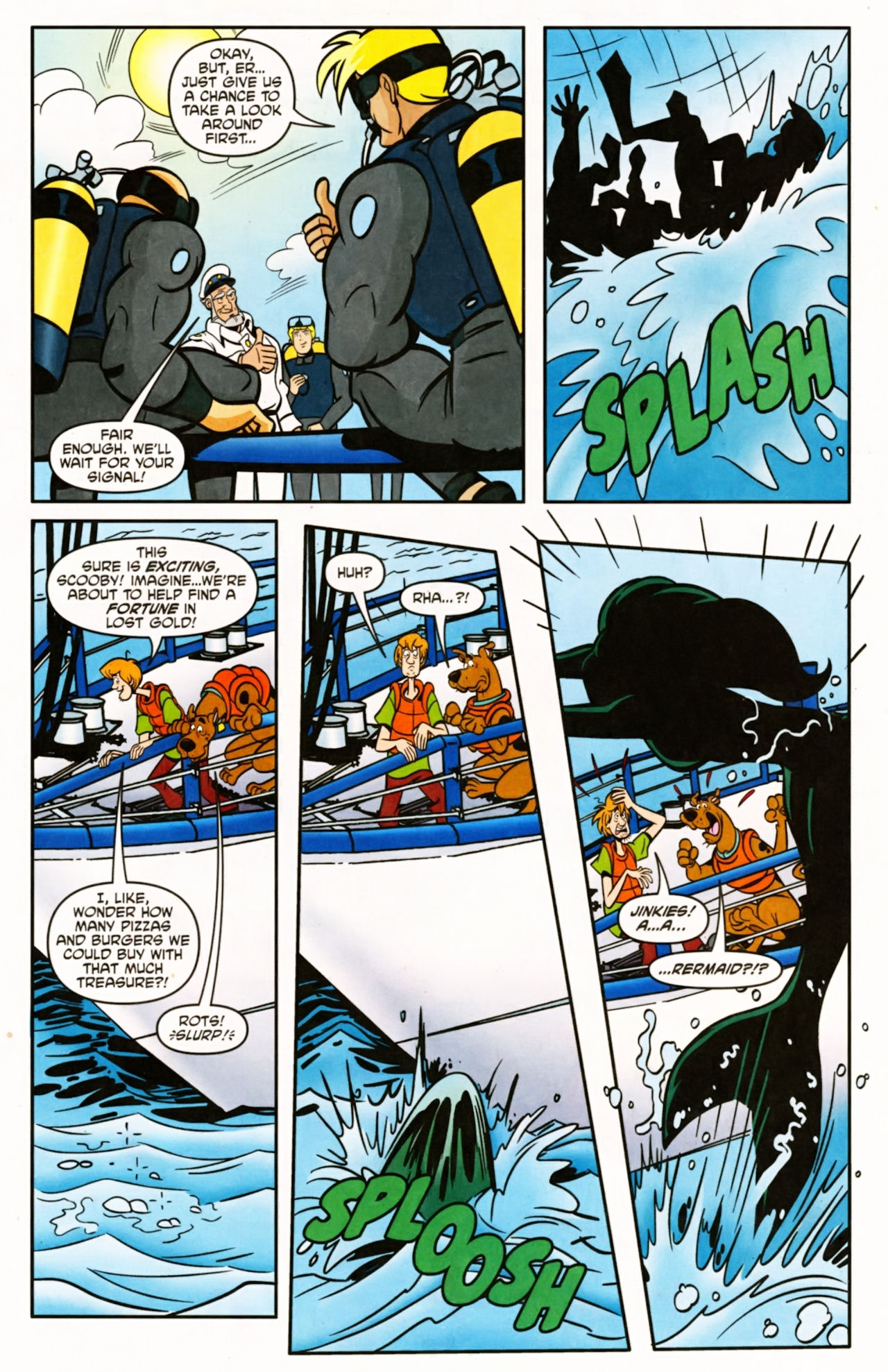 Read online Scooby-Doo (1997) comic -  Issue #154 - 9