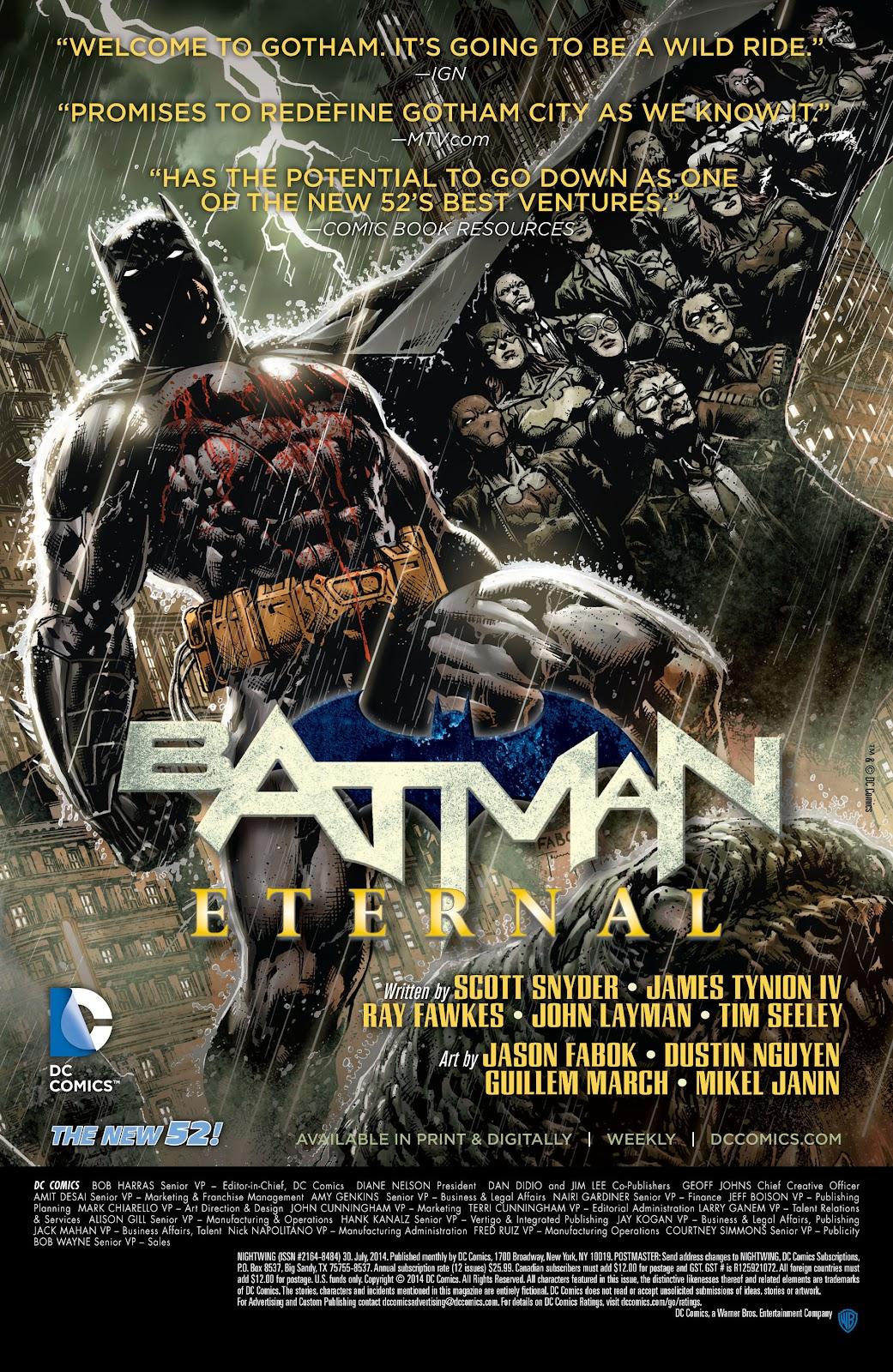 Nightwing (2011) Issue #30 #32 - English 32