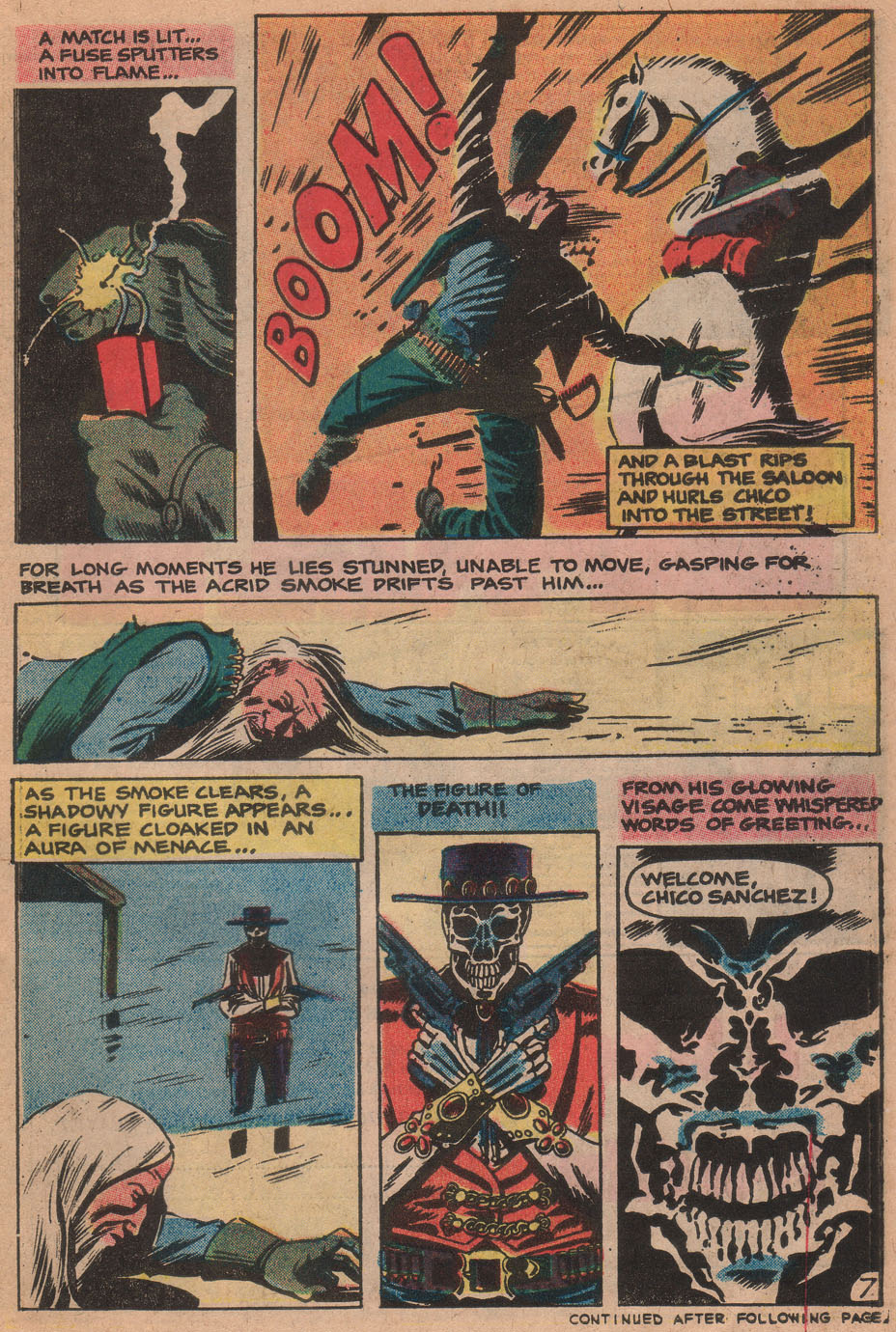 Read online Scary Tales comic -  Issue #17 - 29