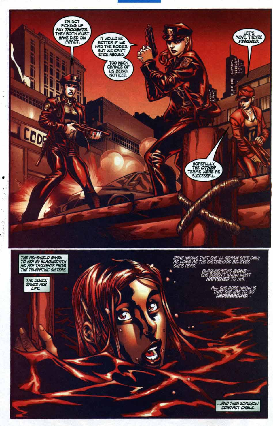 Cable (1993) 91 Page 6