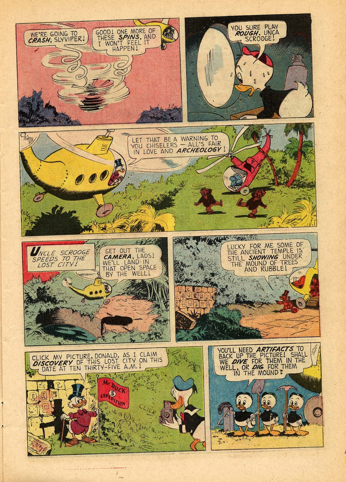 Uncle Scrooge (1953) Issue #44 #44 - English 11