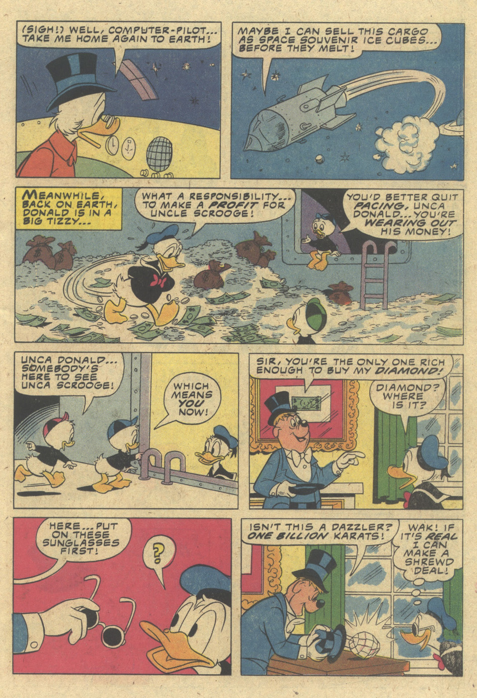 Uncle Scrooge (1953) Issue #188 #188 - English 11