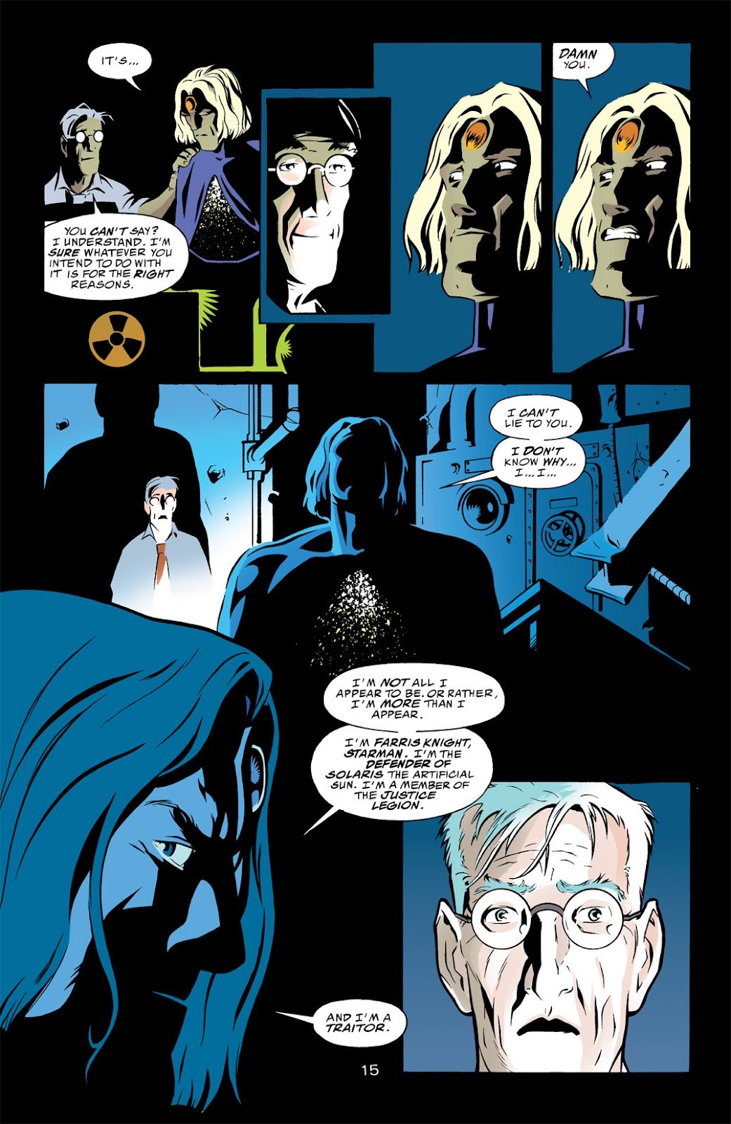 Starman (1994) Issue #1000000 #83 - English 15
