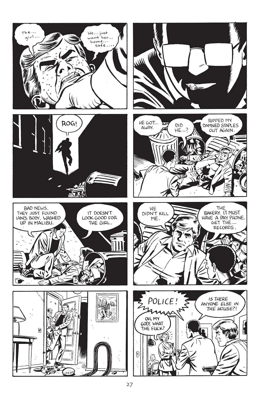 Stray Bullets Issue #29 #29 - English 29