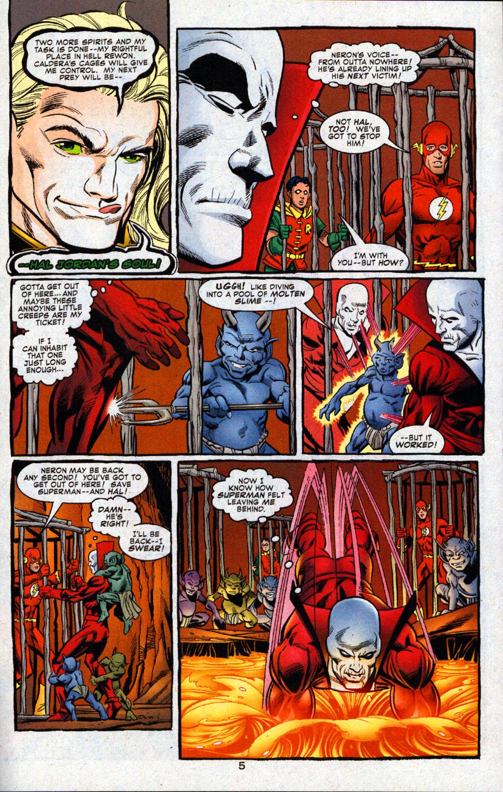 Read online Deadman: Dead Again comic -  Issue #4 - 6