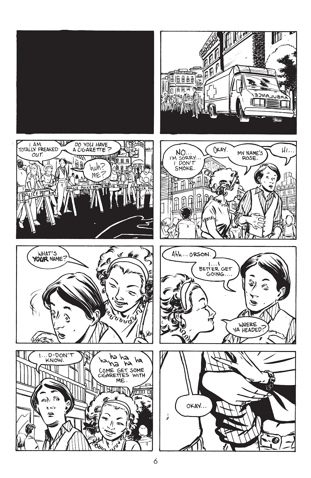 Stray Bullets Issue #5 #5 - English 8