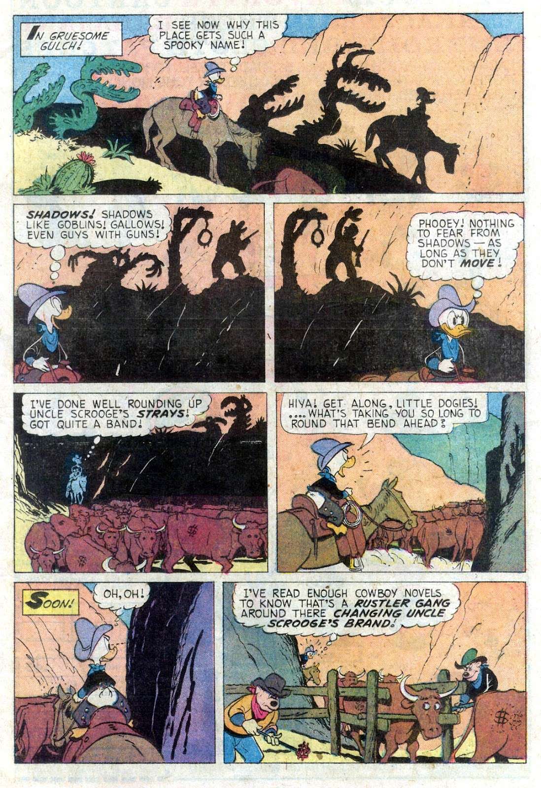Uncle Scrooge (1953) Issue #126 #126 - English 10