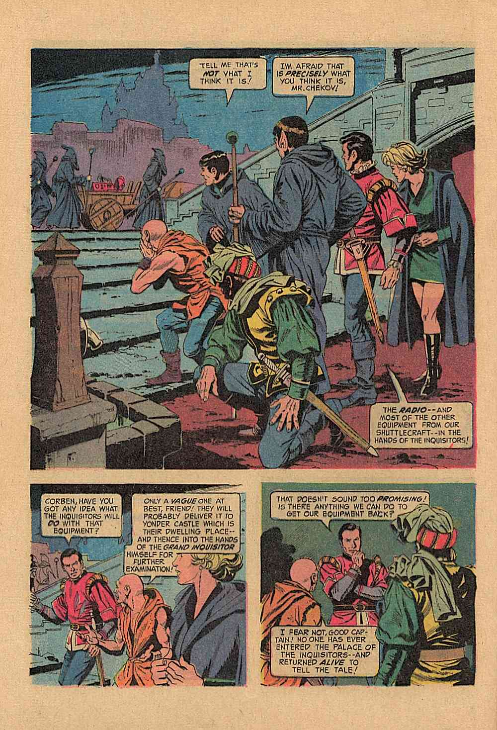 Star Trek (1967) Issue #16 #16 - English 13