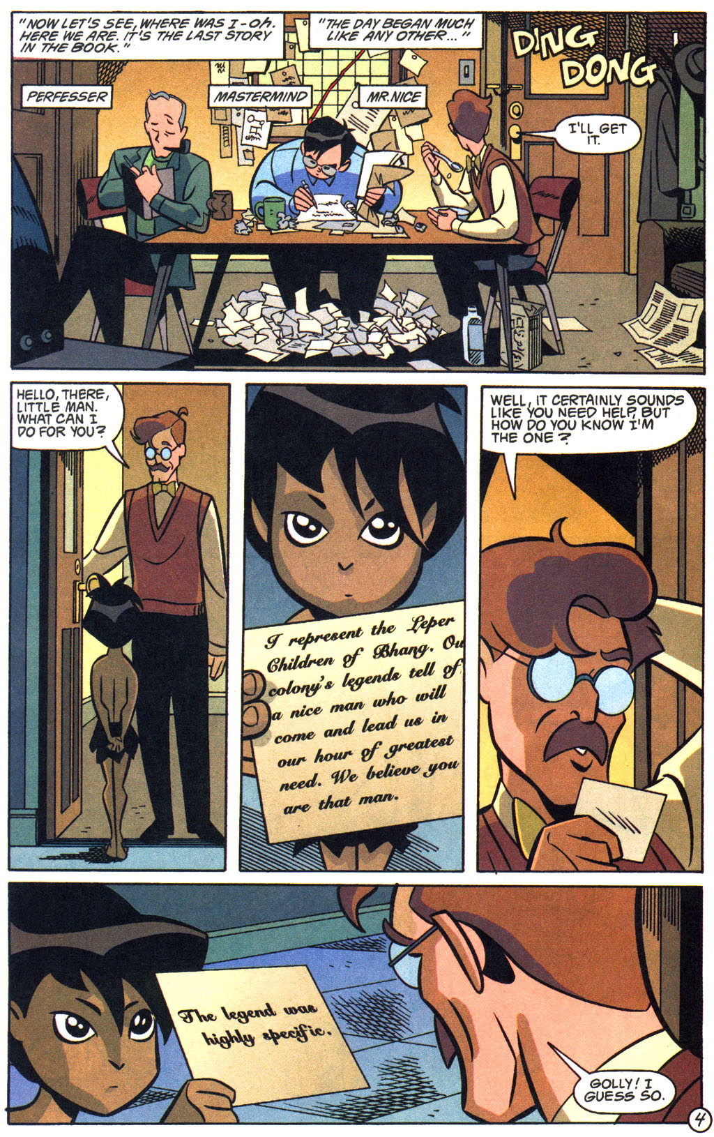 Batman: Gotham Adventures 13 Page 5