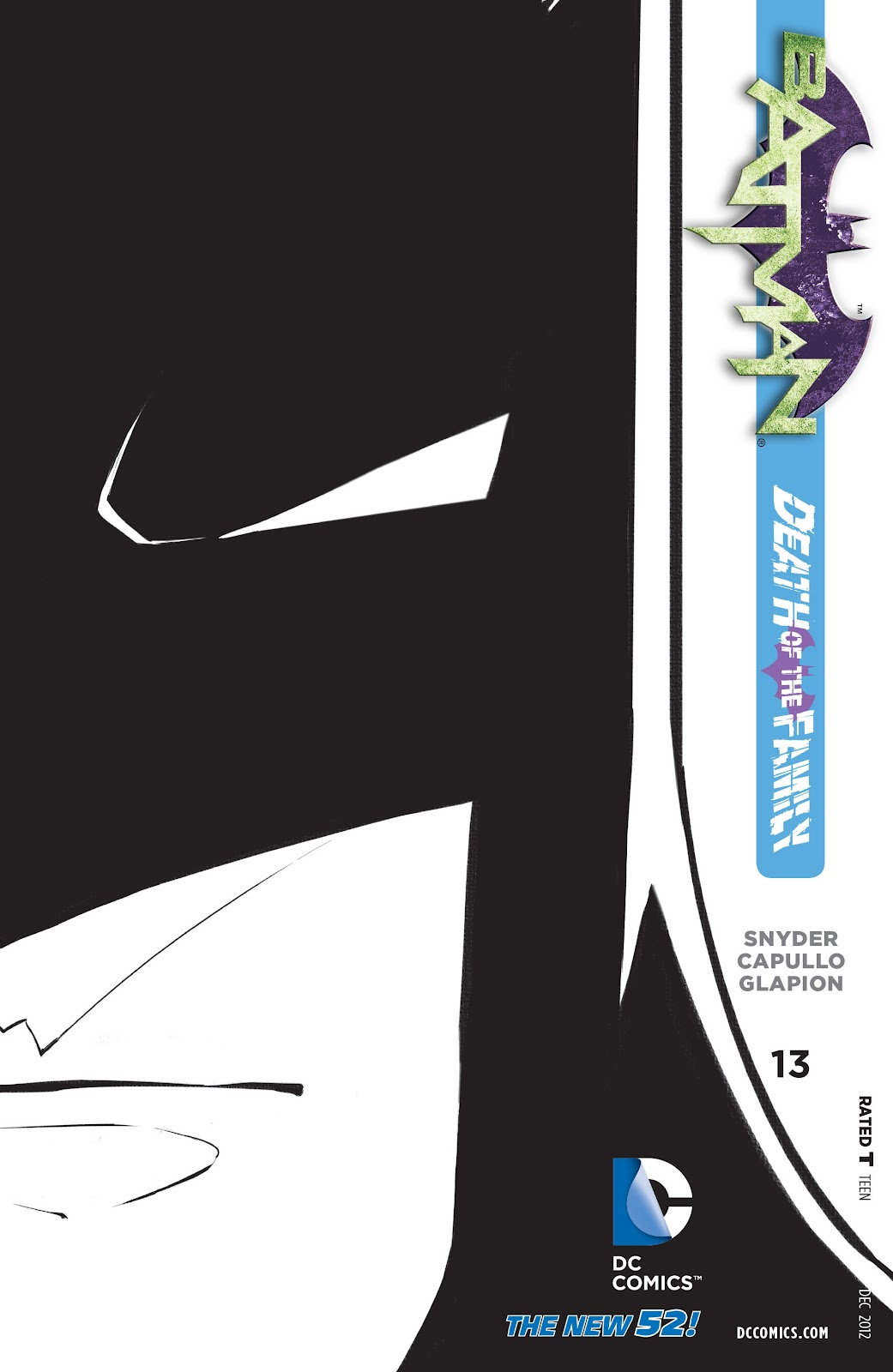 Batman (2011) Issue #13 #28 - English 32