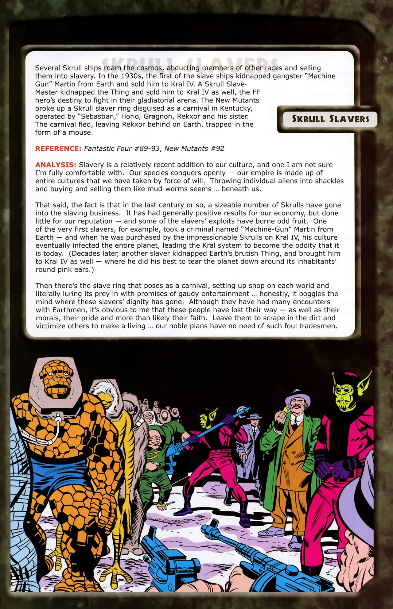 Read online Skrulls! comic -  Issue # Full - 47