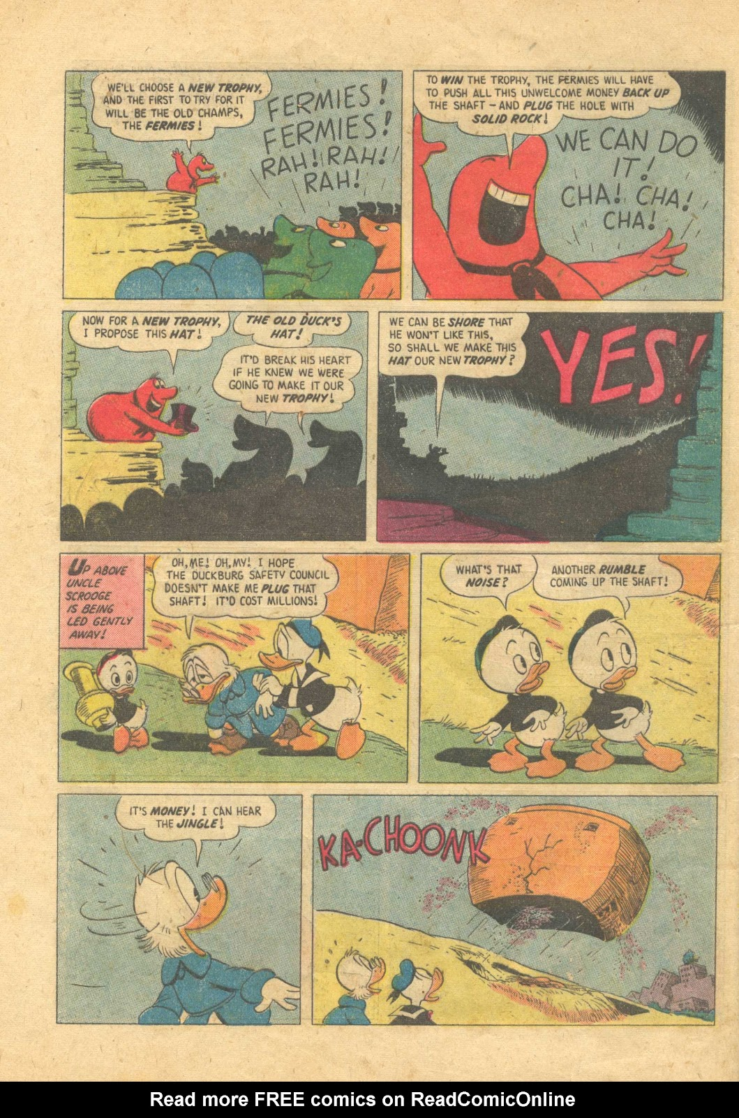 Uncle Scrooge (1953) Issue #13 #13 - English 28