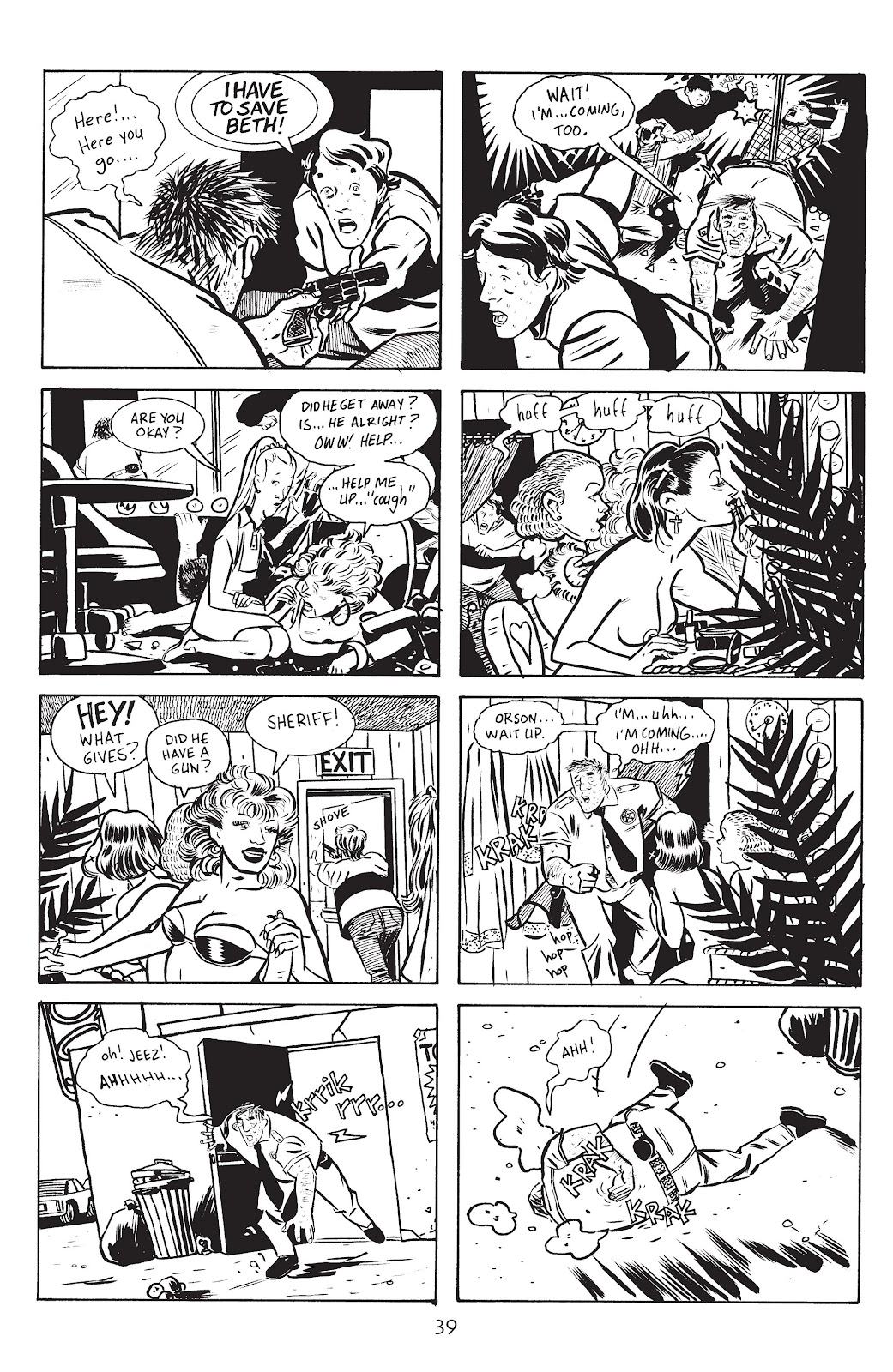 Stray Bullets Issue #14 #14 - English 41